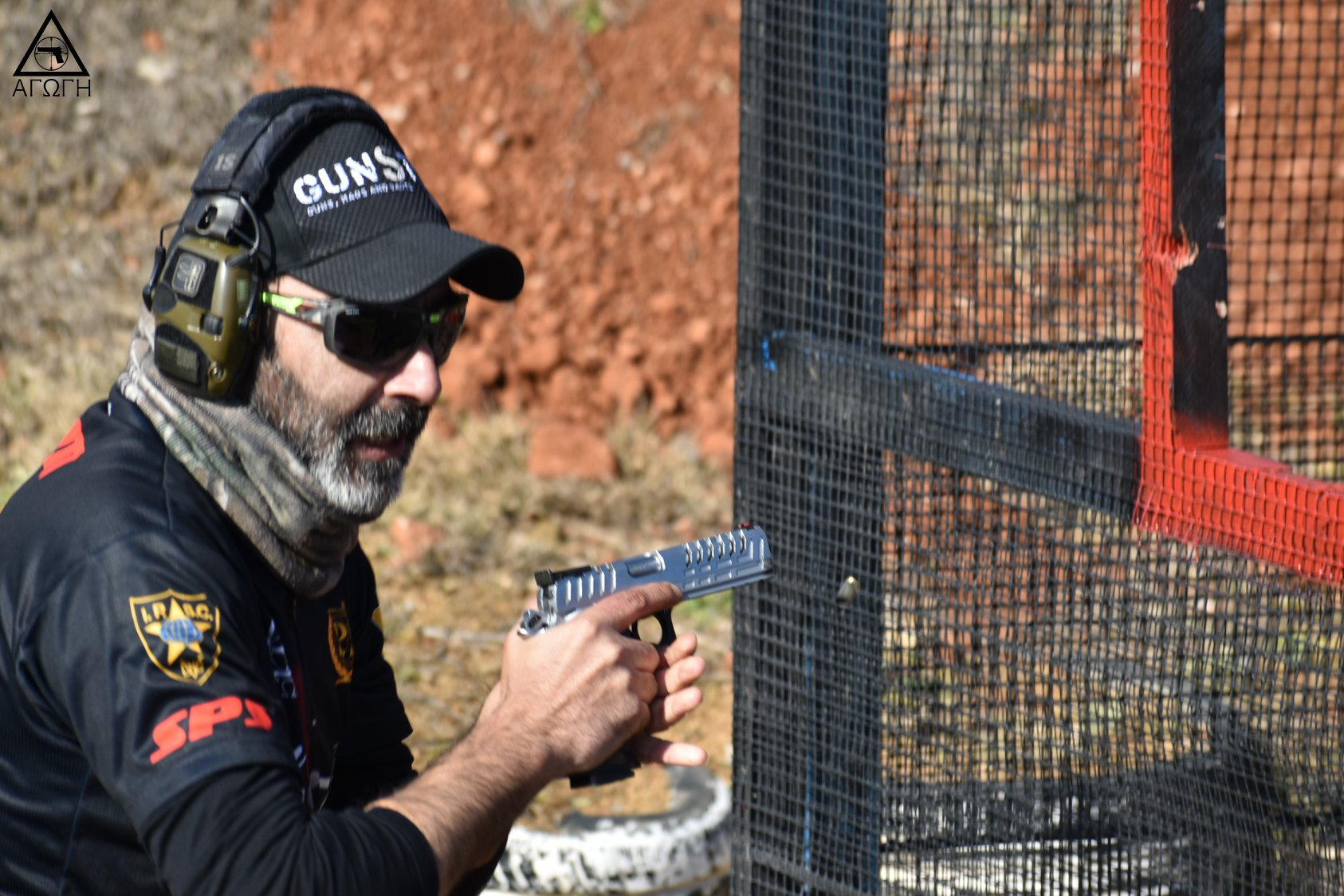 ipsc, competition, practical shooting, ipsc standard division
